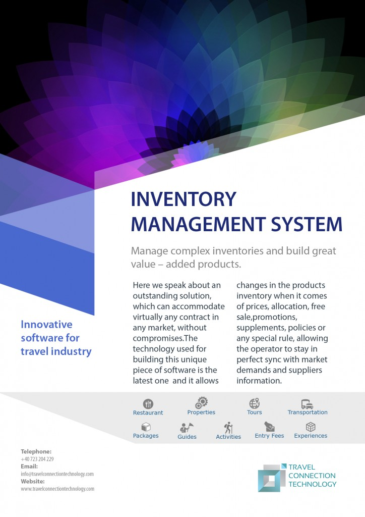 02_Extranet – Inventory management system