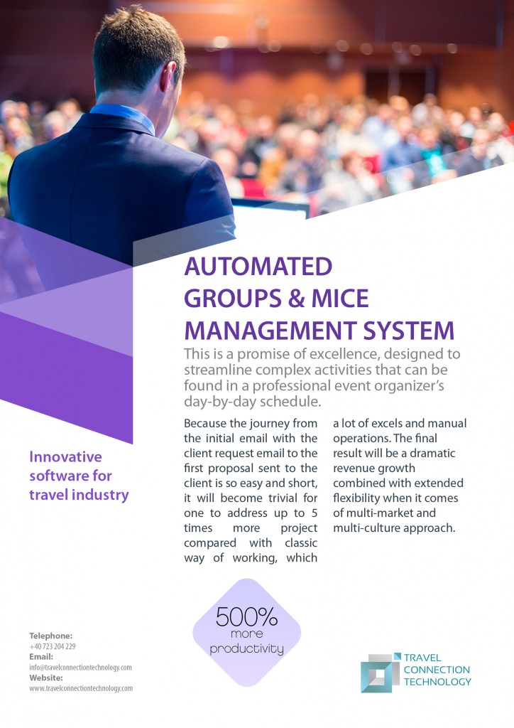 04_Groups & MICE – automated MICE management system